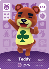 161 Teddy amiibo card NA.png