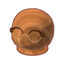 Brown Half-Rim Glasses PC Icon.png
