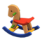 Rocking Horse (Colorful) NH Icon.png