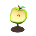 Apple Chair (Green Apple) NH Icon.png