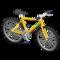 Mountain Bike (Yellow) NH Icon.png