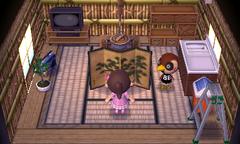 Sparro's house interior
