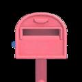 Pink Ordinary Mailbox NH Icon.png