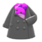Plushie-Muffler Coat (Pink) NH Icon.png