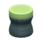 Rattan Stool (Gray) NH Icon.png