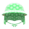 Veiled Gardening Hat (Green) NH Icon.png