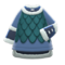 Viking Top (Blue) NH Icon.png
