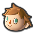 Villager (Boy) MK8D Icon.png