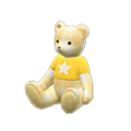Baby Bear (Checkered - Star) NH Icon.png