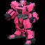 Robot Hero (Pink)