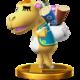 Saharah SSB4 Trophy (Wii U).png