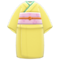 Simple Visiting Kimono (Yellow) NH Icon.png