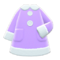 Terry-Cloth Nightgown (Purple) NH Icon.png