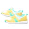 Cute Sneakers (Yellow) NH Icon.png