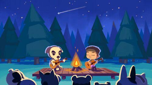 Animal Crossing Color Keys by Scott Zenteno