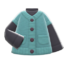 Humble Sweater (Green) NH Icon.png