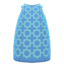 Oversized Print Dress (Blue) NH Icon.png