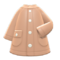 Raincoat (Beige) NH Icon.png