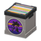 Record Box (Gray - Sunset) NH Icon.png