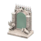 Throwback Gothic Mirror (White) NH Icon.png