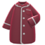 Pajama Dress (Berry Red) NH Icon.png