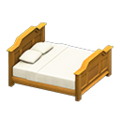 Antique Bed (Natural) NH Icon.png