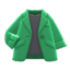 Career Jacket (Green) NH Icon.png