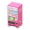 Drink Machine (Pink - Sale) NH Icon.png
