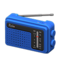 Portable Radio (Blue) NH Icon.png