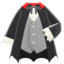 Vampire Costume (Black) NH Icon.png