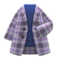 Checkered Chesterfield Coat (Gray) NH Icon.png