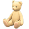 Giant Teddy Bear (Cream - None) NH Icon.png