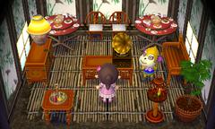 Tammi's house interior