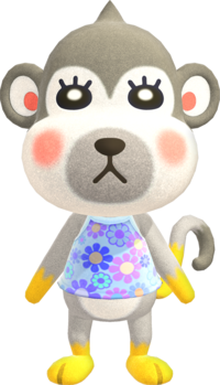 Shari Animal Crossing Wiki Nookipedia