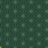 Zen Cushion with the Deep Green pattern applied.