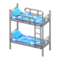 Bunk Bed (Silver - Space) NH Icon.png