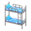 Bunk Bed (Silver - Space)
