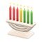 Celebratory Candles (White) NH Icon.png