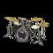 Drum Set (Cosmo Black - Rock Logo) NH Icon.png