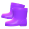 Rain Boots (Purple) NH Icon.png