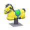 Springy Ride-On (Yellow) NH Icon.png