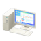 Desktop Computer (White - Calculations) NH Icon.png