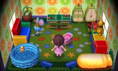 Broccolo's house interior
