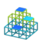 Playground Gym (Blue) NH Icon.png