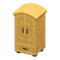Rattan Wardrobe (Light Brown) NH Icon.png