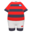 Rugby Uniform (Red & Black) NH Icon.png
