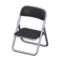 Folding Chair (Black) NH Icon.png