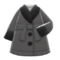 Gown Coat (Black) NH Icon.png