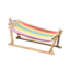 Hammock (Light Brown - Colorful)