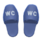 Restroom Slippers (Navy Blue) NH Icon.png